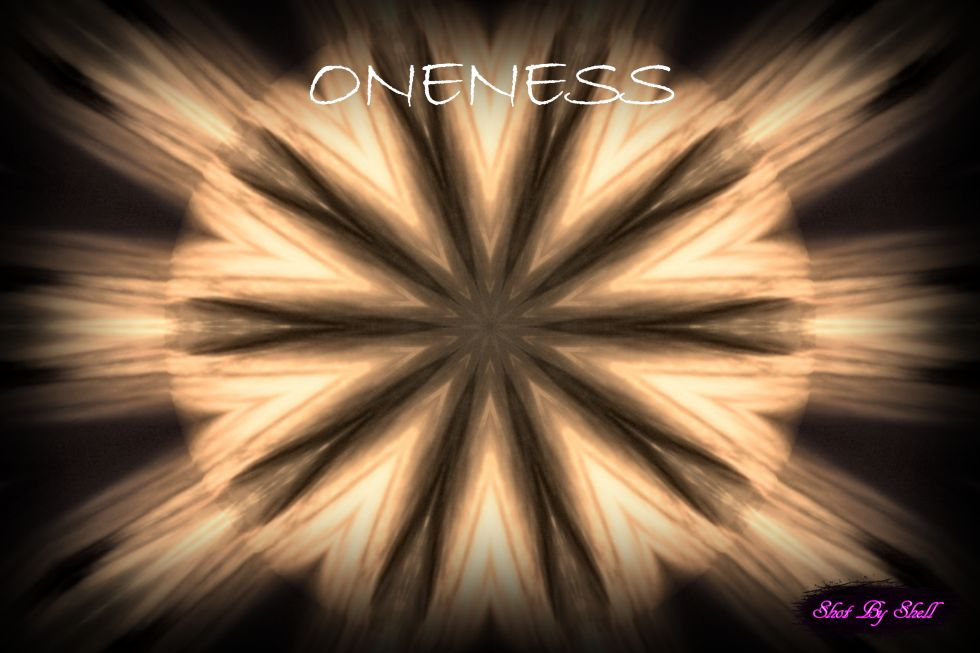 shot by shell digital art oneness